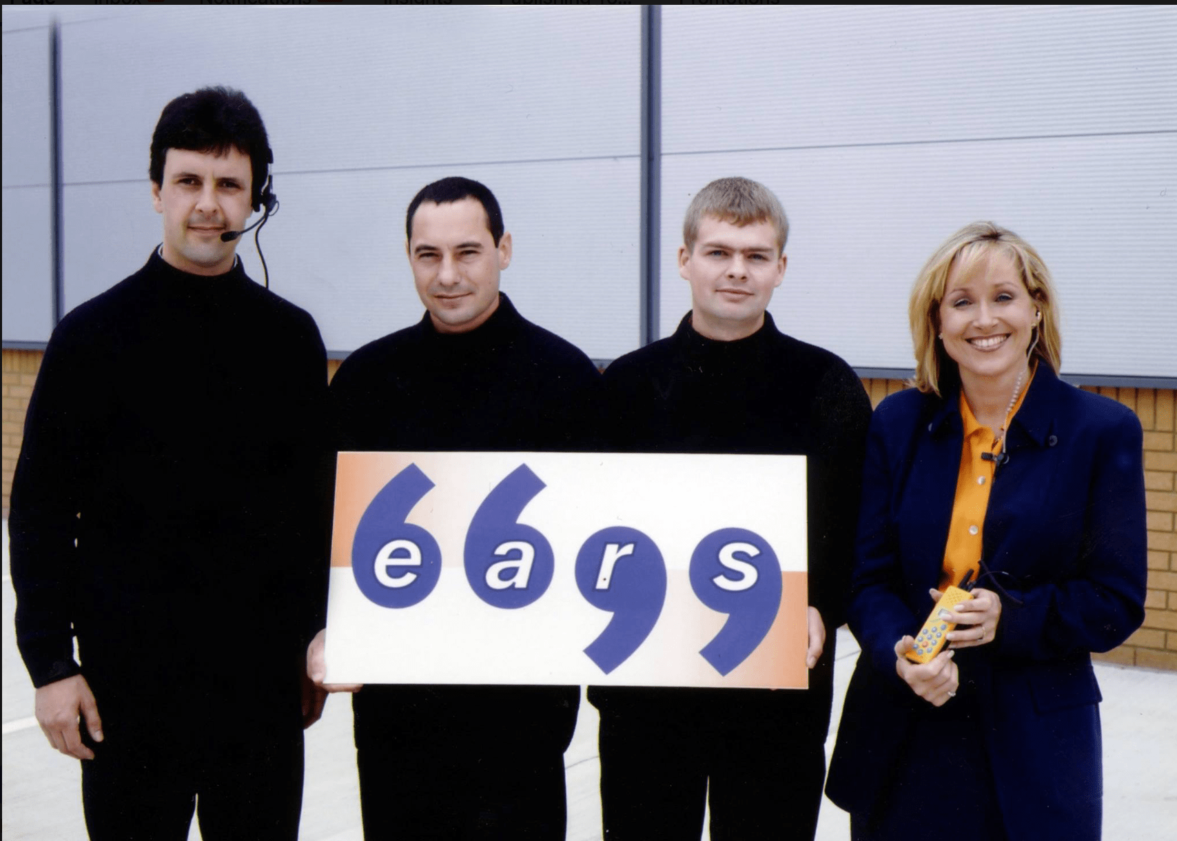 EARS team - Get in touch