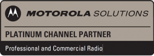 Motorola Platinum Channel Partner Logo