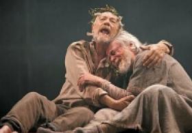 RSC's King Lear at Pinewood Studios
